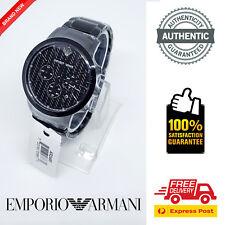 Armani AR2485 Men's Ceramic Chronograph Watch (BRAND NEW IN BOX, AUTHENTIC)