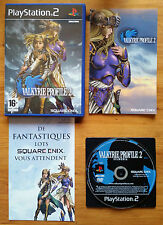 Valkyrie Profile 2 PS2 / complet : notice + flyer / fr / tbé / envoi gratuit