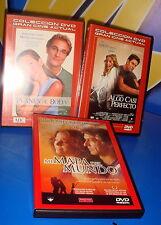 Pelicula EN DVD tres dvds PLANES DE BODA-CASI PERFECTO-EL MAPA DEL MUNDO