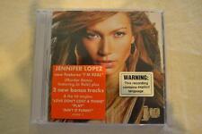 JENNIFER LOPEZ - J-Lo CD Good Used Condition FREEPOST IN AUSTRALIA
