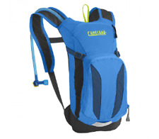 CamelBak KIDS MINI MULE HYDRATION BAG 1.5L Torso 30cm ELECTRIC BLUE *USA Brand