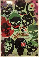 "SUICIDE SQUAD Original 27"" X 40"" DS/Rolled Movie Poster - 2016 - DC"