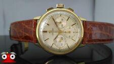 Orologio Omega cronografo cal.321 in oro 18 kt anno 1965