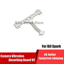 Camera vibration damper plate shock-mounted panel V2 For DJI Spark Genuine OEM