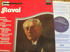 DPA 561/2 Favourite Composers - Ravel / Ansermet etc. 2 LP set