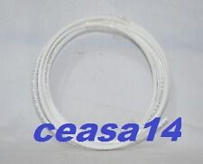 "20 mtrs : Food Grade Plastic Flexible Pipe/Tube 1/4"" For  RO/UV Water Purifiers"