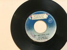 SOUL 45 RPM RECORD  - ETTA JAMES & SUGAR PIE DESANTO - CADET 5519