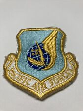 PACIFIC AIR FORCES US Patch
