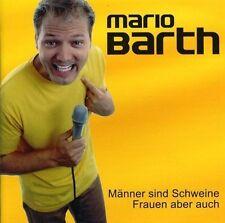 Mario Barth Männer sind Schweine, Frauen aber auch! (2003) [CD]