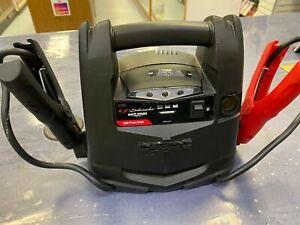 Schumacher SJ1329 600 Peak Amp Jump Starter + Portable Power