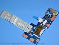 TOSHIBA Satellite C55-B C55-B5302 Touchpad Button Board & SD Card Reader Board