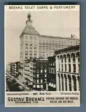 USA, New York, Life Insurance Building  Vintage silver print. Photo from the Ser