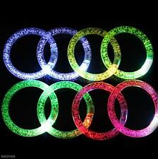 1pc Funny Kids Child Color Changing Light Night Luminous Wrist Band Bracelet Toy
