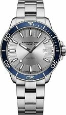Raymond Weil Tango Silver Dial Men's Stainless Steel Watch 8260-ST9-65001