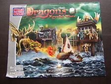 megabloks  Dragons-Krystal wars-Marauders cliff 9885- instruction manual