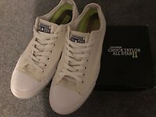Converse Chuck Taylor All Star II White UK Size 8.5