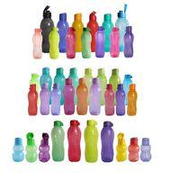 TUPPERWARE ECO Easy Trinkflaschen 310ml 500ml 750ml und 1 Liter ((((AUSWAHL))))