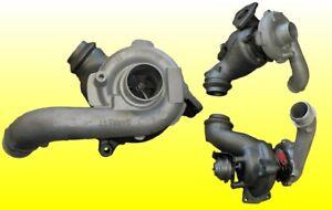 Turbolader Peugeot 607 2.2 HDi FAP  98 KW 706006-0004 0375F7