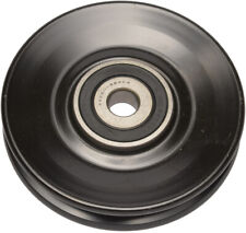 A/C Drive Belt Idler Pulley-Turbo Continental Elite 49012