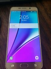 Samsung Galaxy Note 5 SM-N920 - 32GB - Gold Platinum (Unlocked) Smartphone