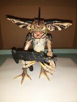 "Neca Gremlins 2 Mohawk With Machine gun Figure 7"" rare horror collectable"