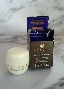 Tatcha The Silk Peony Melting Eye Cream 3 ml Sample BNIB