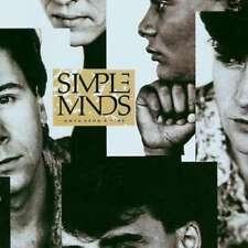 CD de musique album pop rock Simple Minds