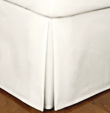 Todays Home Tailored Bed Skirt Ivory King