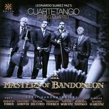 Masters of Bandoneon, New Music