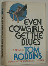 TOM ROBBINS Even Cowgirls Get The Blues FIRST US ED