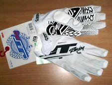 JT Racing MX Cross Handschuhe Slash White Weiß KTM SX Kawasaki Thor Leatt Neu XL