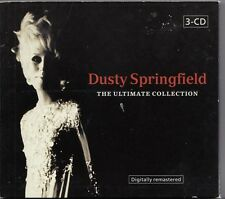DUSTY SPRINGFIELD The Ultimate Collection 3-CD DIGIP EMI HOLLAND INCL BONUS DISC