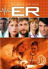 Er Complete Tenth Season 0883929049783 With Noah Wyle DVD Region 1