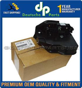 GENUINE BMW FRONT LEFT Door Power Lock Motor Electric Latch Actuator 51217202143