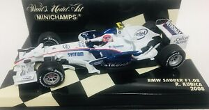 1/43 Minichamps F1 - BMW F108 - Robert Kubica