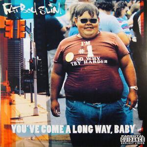 FATBOY SLIM - YOU'VE COME A LONG WAY, BABY VINYL LP SEALED MOV 180GRAM