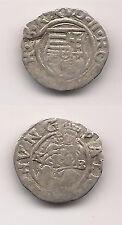 UNGHERIA  MONETE MEDIEVALE  DENAR 1590 Massimiliano II
