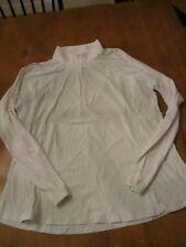 Womens Footjoy LS 1/4 Zip Golf Pullover, NWT, L