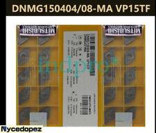 New MITSUBISHI CNC Blade DNMG150408-MA UE6020 Carbide Insert 10Pcs/Pack