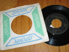 """7"""" SINGLE GALE STORM Walk alone why fools fall in love London 50er England 