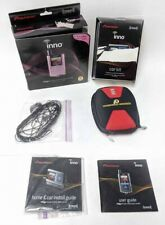 Pioneer Inno Receiver Pink XM Satellite Radio Car Home Bundle w MP3