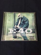E-40 - Loyalty & Betrayal - CD - Explicit Lyrics