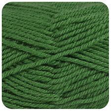 11 X 50g King Cole Merino Blend DK Fern Green 100 Wool