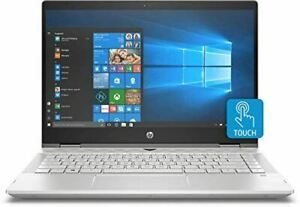 "HP Pavilion x360 14"" Touchscreen 2-in-1 FHD IPS Laptop Intel Core i5-8265U, 8GB"