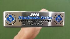 *BRAND NEW* *Rare* Clay Long Handmade Series 63 Blade Putter RH 34 1/2