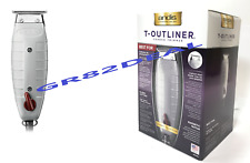NEW Andis T-Outliner 05105 Corded Trimmer Dual Voltage 100-240V WORLDWIDE USE