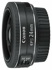 Objectifs standards pour appareil photo et caméscope Canon EF-S, sur auto & manuelle