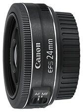 Canon EFS 24mm 2.8 STM objetivo tortitas