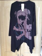 Ladies Large Long Length Top Brand New With Tags