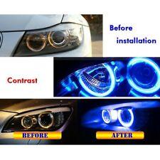 Blue LED Bulbs For BW Angel Eyes Halo Ring Marker Light X5 E39 E60 E63 E64 E53